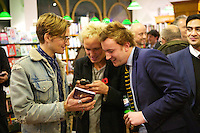 Oliver Proudlock, Jamie Laing and Francis Boulle