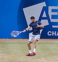GRIGOR DIMITROV (BUL)<br /> <br /> Aegon Championships 2014 - Queens Club -  London - UK -  ATP - ITF - 2014  - Great Britain -  15th June 2014. <br /> <br /> &copy; AMN IMAGES