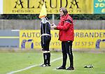 2015-10-18 / voetbal / seizoen 2015-2016 / Witgoor Dessel - Houtvenne / De trainer van Houtvenne : Geert Van Dessel