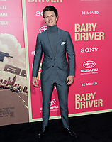 Ansel Elgort at the Los Angeles premiere for &quot;Baby Driver&quot; at the Ace Hotel Downtown. <br /> Los Angeles, USA 14 June  2017<br /> Picture: Paul Smith/Featureflash/SilverHub 0208 004 5359 sales@silverhubmedia.com