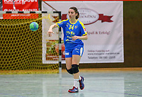 Laura Majer (Leipzig) - 10.03.2019: SG Weiterstadt/Braunshardt/Worfelden vs. HC Leipzig, Sporthalle Braunshardt