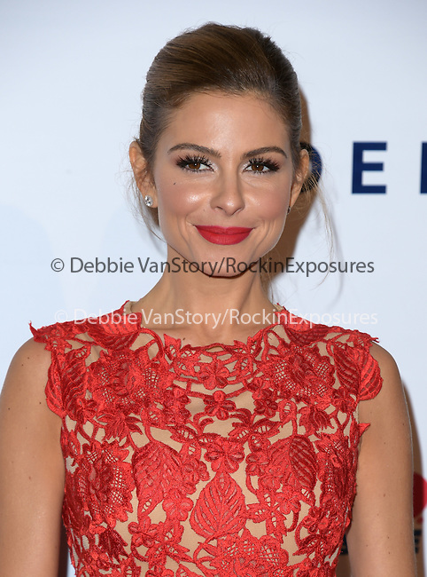 Maria Menounos attends The Children's Hospital Los Angeles Gala: Noche de Ninos held at The Event Deck at Nokia Live in Los Angeles, California on October 11,2014                                                                               © 2014 Hollywood Press Agency