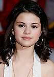 "LOS ANGELES, CA. - October 16: Actress Selena Gomez arrives at the Los Angeles Premiere of ""High School Musical 3"" at the Galen Center at the University Of Southern California on October 16, 2008 in Los Angeles, California."