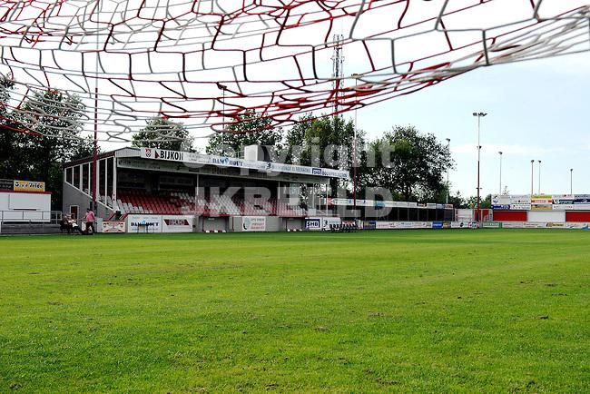 HARKEMA - Harkemase Boys,  Topklasse, seizoen 2011-2012 , 19-07-2011 accomodatie