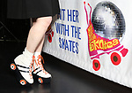 """Skates at the Meet the Cast of """"Hit Her WithThe Skates"""" at the Bowlmor Times Square on October 16, 2018 in New York City."""