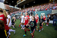 Portland Thorns vs. Western New York Flash, July 14, 2013