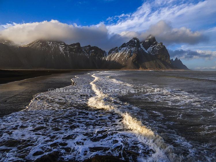 Stokksnes,Vestrahorn Mountain,Iceland