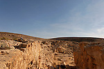 Israel, Wadi Yamin in the Negev desert