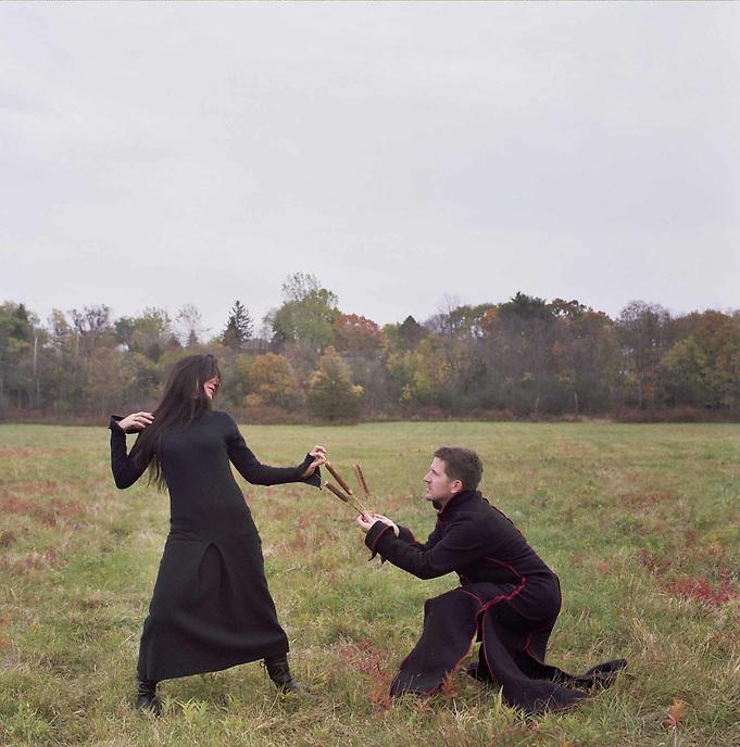 Marine Penvern & Ryan Tracy | Saugerties, NY | 2010