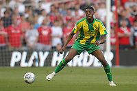 West Bromwich Albion's  Tosin Adarabioyo <br /> <br /> Photographer Mick Walker/CameraSport<br /> <br /> The EFL Sky Bet Championship - Nottingham Forest v West Bromwich Albion - Tuesday August 7th 2018 - The City Ground - Nottingham<br /> <br /> World Copyright &copy; 2018 CameraSport. All rights reserved. 43 Linden Ave. Countesthorpe. Leicester. England. LE8 5PG - Tel: +44 (0) 116 277 4147 - admin@camerasport.com - www.camerasport.com