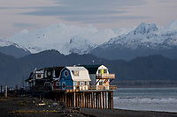 Homer Spit, Alaska.