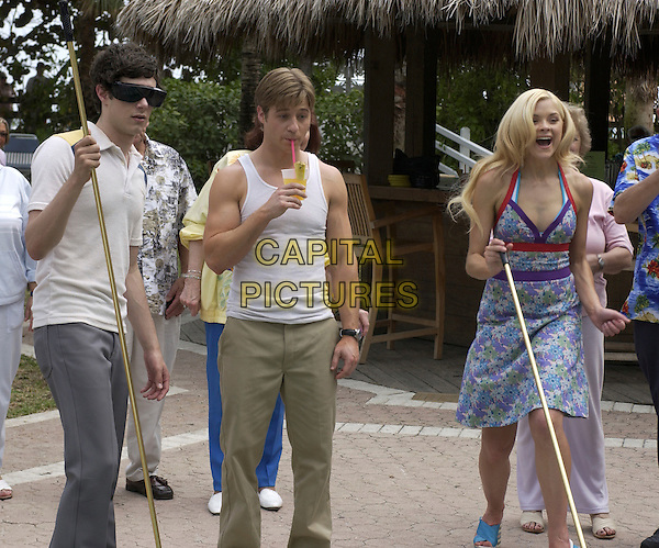 """ADAM BRODY, BENJAMIN McKENZIE & JAMIE KING.in The O.C. - The OC.""""The Return of the Nana"""".*Editorial Use Only*.www.capitalpictures.com.sales@capitalpictures.com.Supplied by Capital Pictures."""
