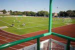 Bradford Park Avenue v Bishop Auckland, FA Cup 1st Qualifying Round, Horsfall Stadium; 12th September 2009. Park Avenue won 4-1