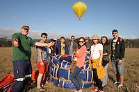 20131023 October 23 Hot Air Balloon Gold Coast
