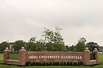 Ohio University Zanesville entrance