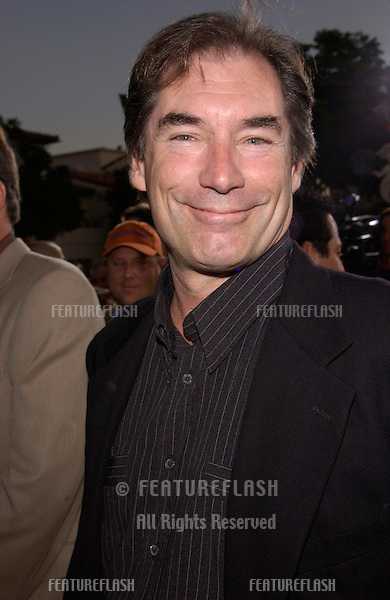 Actor TIMOTHY DALTON at the Los Angeles premiere of American Outlaws..14AUG2001.  © Paul Smith/Featureflash