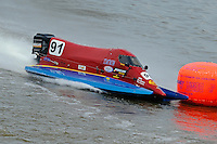 Bobby Chaffin (#91) SST-120 class.Bay City River Roar, Bay City,Michigan USA.26-2821 June, 2009..©F. Peirce Williams 2009 USA.F.Peirce Williams.photography.ref: RAW (.NEF) File Available