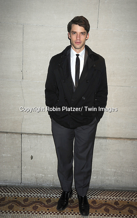David Gregory attends the One Life to Live Wrap Party on November 18, 2011 at Capitale in New York City.