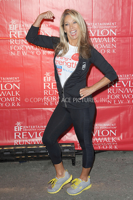WWW.ACEPIXS.COM . . . . . .May 4, 2013...New York City.... Denise Austin attends 16th Annual EIF Revlon Run Walk For Women on May 4, 2013 in New York City ....Please byline: KRISTIN CALLAHAN - ACEPIXS.COM.. . . . . . ..Ace Pictures, Inc: ..tel: (212) 243 8787 or (646) 769 0430..e-mail: info@acepixs.com..web: http://www.acepixs.com .