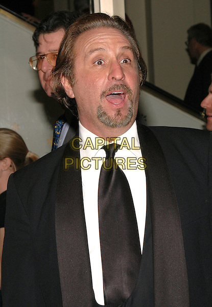 """RON SILVER.Premiere of her new film """"Good Night, And Good Luck"""" at Avery Fisher Hall at Lincoln Center, part of the 43rd New York Film Festival, New York, New York.   .Photo Credit: Patti Ouderkirk AdMedia/Capital Pictures.Ref: PO.September 23rd, 2005.headshot portrait goatee facial hair mouth open.www.capitalpictures.com.sales@capitalpictures.com.© Capital Pictures."""
