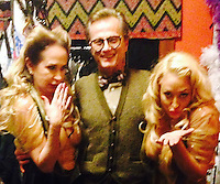 "Jenise Blanc, Jennifer Blanc<br /> On The Set Of Blanc/Biehn Production's ""Fetish Factory,"" Private Location, Los Angeles, CA 05-11-14<br /> David Edwards/DailyCeleb.com 818-249-4998"