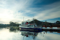 The Caledonian Canal, Inverness, Highlands