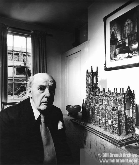Sir John Betjeman, 1980