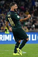 Lorenzo Insigne Italy <br /> Roma 12-10-2019 Stadio Olimpico <br /> European Qualifiers Qualifying round Group J <br /> Italy - Greece <br /> Photo Andrea Staccioli/Insidefoto
