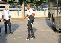 Gelson Fernandes (Eintracht Frankfurt) - 22.08.2019: Racing Straßburg vs. Eintracht Frankfurt, UEFA Europa League, Qualifikation, Commerzbank Arena<br /> DISCLAIMER: DFL regulations prohibit any use of photographs as image sequences and/or quasi-video.