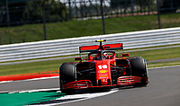 Motorsports: FIA Formula One World Championship, WM, Weltmeisterschaft 2020, Grand Prix of Great Britain, free practise;  16 Charles Leclerc MCO, Scuderia Ferrari Mission Winnow, Silverstone Great Britain