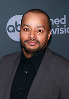 NEW YORK, NY - MAY 14: Donald Faison at the Walt Disney Television 2019 Upfront at Tavern on the Green in New York City on May 14, 2019. <br /> CAP/MPI99<br /> ©MPI99/Capital Pictures