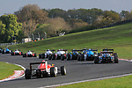 BRDC British F3 Championship : Oulton Park : 15/17 April 2017