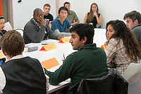 VP Financial Affairs Sid Saravat '15.<br />