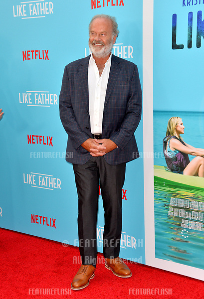 """Kelsey Grammer at the Los Angeles premiere of """"Like Father"""" at the Arclight Theatre, Los Angeles, USA 31 July 2018<br /> Picture: Paul Smith/Featureflash/SilverHub 0208 004 5359 sales@silverhubmedia.com"""