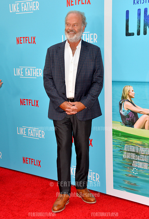 "Kelsey Grammer at the Los Angeles premiere of ""Like Father"" at the Arclight Theatre, Los Angeles, USA 31 July 2018<br /> Picture: Paul Smith/Featureflash/SilverHub 0208 004 5359 sales@silverhubmedia.com"