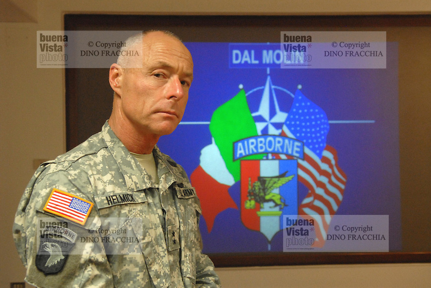 Usa bases in vincenza ederle barracks and dal molin - Dal molin tavole per icone ...