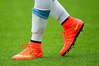 The boots of Ezequiel Lavezzi of Argentina