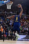Turkish Airlines Euroleague 2017/2018.<br /> Regular Season - Round 8.<br /> FC Barcelona Lassa vs Valencia Basket: 89-71.<br /> Phil Pressey.
