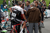 Cycling: 7th Grand Prix Cycliste de Montreal 2016  Post race interview with Ryder Hesjedal of Canada for Trek Segafredo. Sunday September 11 2016, Montreal Qc