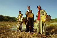 Brazil,Amazon -  18/09/2002 - Yamináwa