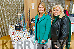 Eileen and Margaret O'Sullivan from Listowel enjoying the Antique Fair in the Ballygarry House Hotel on Sunday