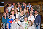 No 3 - Reunion.Relatives of Nora and Jeremiah O'Connor from Kilmorna gathered for a family reunion in Leens Hotel on Saturday night,.