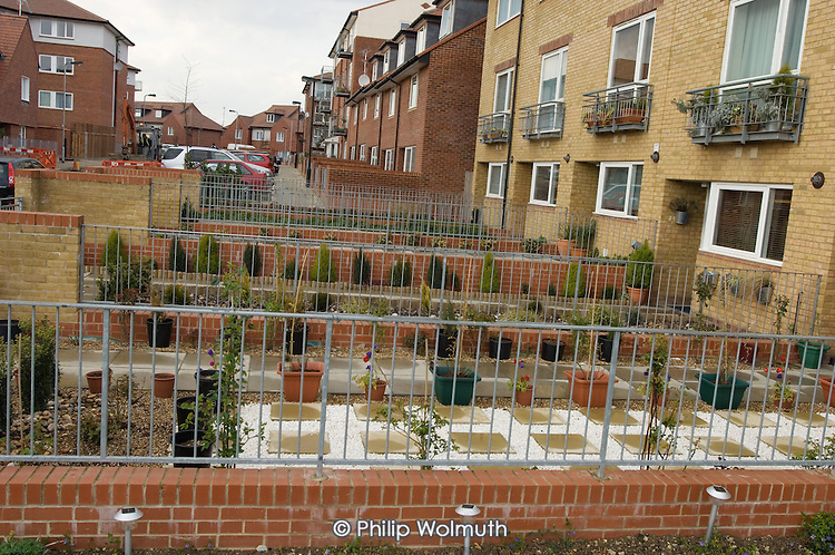 Home Housing's Rayners Lane Estate, Harrow.