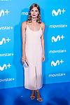 Amaia Salamanca attends to blue carpet of presentation of new schedule of Movistar+ at Queen Sofia Museum in Madrid, Spain. September 12, 2018. (ALTERPHOTOS/Borja B.Hojas)