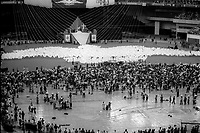 1984 09 REL - PAPE JEAN PAUL II - STADE OLYMPIQUE