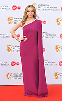 Jodie Comer at the British Academy (BAFTA) Television Awards 2019, Royal Festival Hall, Southbank Centre, Belvedere Road, London, England, UK, on Sunday 12th May 2019.<br /> CAP/CAN<br /> &copy;CAN/Capital Pictures