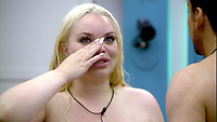 Celebrity Big Brother 2017<br /> Trisha Paytas, Paul Danan<br /> *Editorial Use Only*<br /> CAP/KFS<br /> Image supplied by Capital Pictures