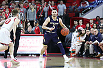RALEIGH, NC - FEBRUARY 03: Notre Dame's Matt Farrell. The North Carolina State Wolfpack hosted the University of Notre Dame Fighting Irish on February 3, 2018 at PNC Arena in Raleigh, NC in a Division I men's college basketball game. NC State won the game 76-58.