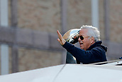 5th February 2019, Boston, Massachusetts, USA;  New England Patriots Chairman and CEO Robert Kraft during the New England Patriots Super Bowl Victory Parade on February 5th 2019, through the streets of Boston, Massachusetts.
