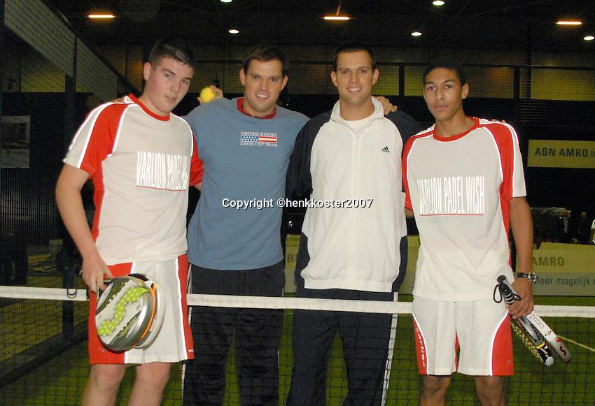 19-2-07,Tennis,Netherlands,Rotterdam,ABNAMROWTT, Brians